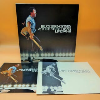 Bruce Springsteen & the E street Band -Live/ 1975-85...