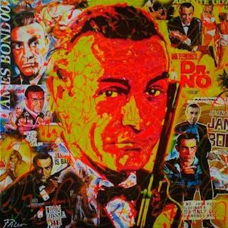 Falcó- Sean Connery - James Bond