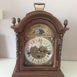 Westminster table clock - carrot notes - Second half 20th century
