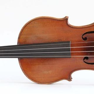 Labeled ROCCA - 4/4 - Violino - Italia - 1856