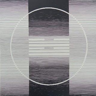 Michel Seuphor - Geometrische abstractie (Lijnenspel)