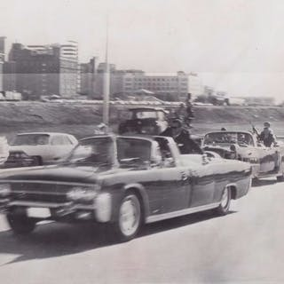 Unknown/AP - President Kennedy assassination, Dallas, 1963