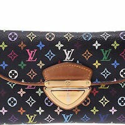 Louis Vuitton - Multicolor Wallet Portefeuille