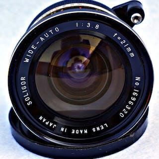 Soligor Pour EXAKTA Wide-Auto 3.8/21 mm Très beau