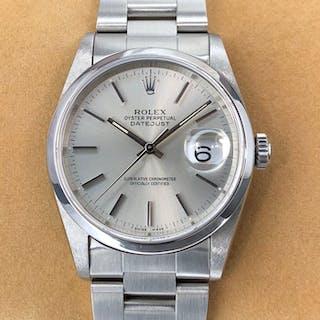 Rolex - Datejust - 16200 - Unisex - 1990-1999