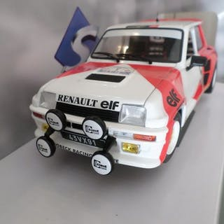 Solido - 1:18 - Renault 5 Turbo Rallye du Var 1982