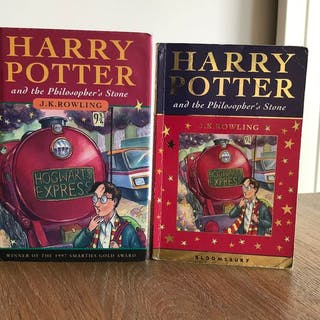 J.K. Rowling - Harry Potter and the Philosopher's Stone...