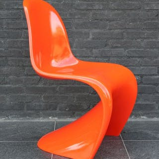 Verner Panton - Herman Miller - Chair (1) - very rare...