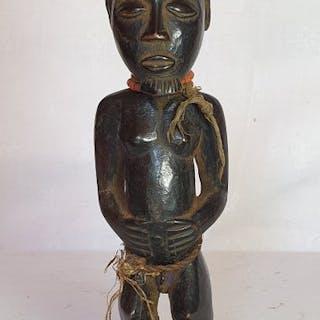 statue (1) - Bois - Senufo - Côte d'Ivoire