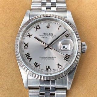 Rolex - Datejust - 16234 - Unisex - 2000-2010