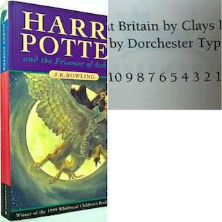 J. K. Rowling - Harry Potter and the Prisoner of Azkaban - 1999