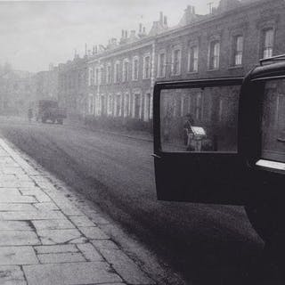 Robert Frank (1924-)/ National Gallery of Art - 'London, 1952 or 1953'