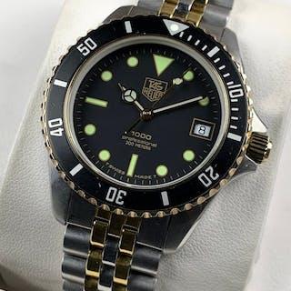 TAG Heuer - 1000 Series Professional Diver Classic - 980.020B - Men - 1980-1989