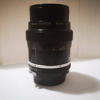 Nikon Micro-NIKKOR 55mm f1:3.5 AI