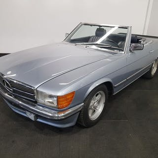 Mercedes-Benz - 280SL - 1982