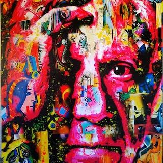 Falcó- Picasso cubist