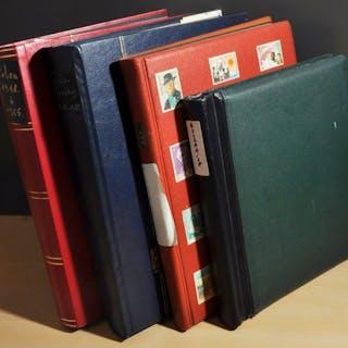 Osteuropäische Länder - Collection starting with classics in various stock books
