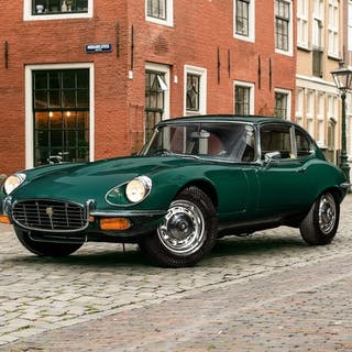 Jaguar - E-Type | Series III | 5.3 liter V12 | 2+2- 1973