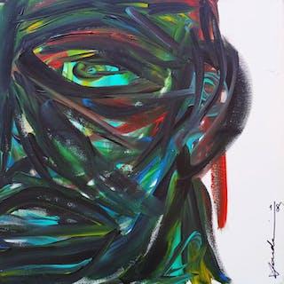 Adrien Goudier  - L'homme à la chlorophylle
