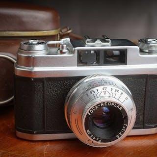 Foca Sport 1 B Object. Oplar Color 2,8/45 mm avec étui