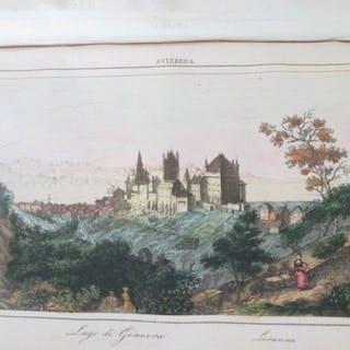 F. de Golbery - Storia e descrizione della Svizzera e del Tirolo - 1840