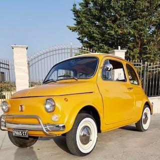 Fiat - 500 L ¨NO RESERVE¨ - 1971