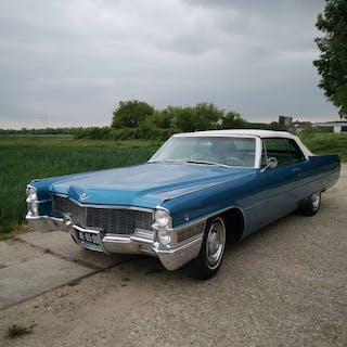 Cadillac - De Ville convertible - 1965