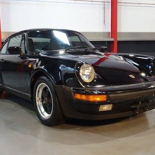 Porsche - 930 Turbo Sunroof Coupe 3.3L- 1985