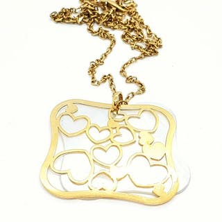 18 kts. Yellow gold - Necklace Other