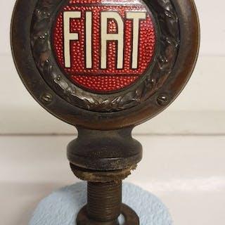 Emblem / mascot - Fiat - Mascotte Radiatore - 20-30