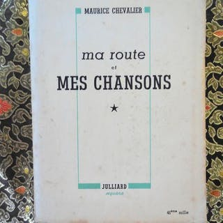 Maurice Chevalier - Ma Route et mes Chansons  - 1947