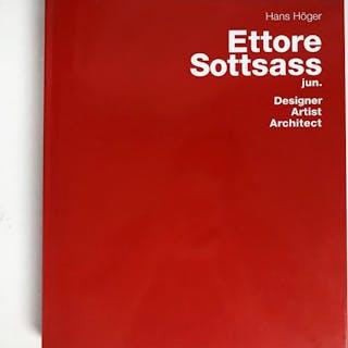 Hans Höger - Ettore Sottsass jun. Designer, Artist, Architect - 1993