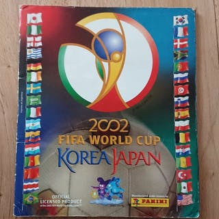 Panini - WC Korea/Japan 2002 - Komplettes Album