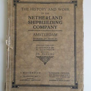 Goedkoop / Penning - The history and work of the...