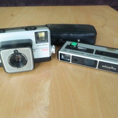 Minolta Autopak 550, Pocket Autopak 50