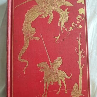 Andrew Lang - The red book of romance- 1905