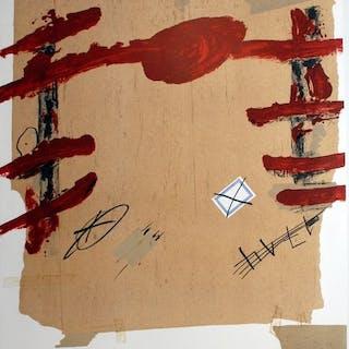 Antoni Tapies - Katalanische Wochen Berlin - 1978