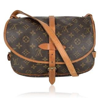 Louis Vuitton - Vintage Saumur 30 Crossbody bag