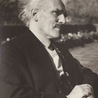 Trude Fleischmann (1895-1990) - Conductor Arturo Toscanini