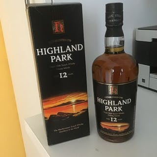 Highland Park 12 years old old presentation - 70 cl