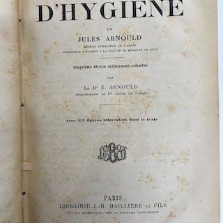 Jules Arnould (Medecin Inspecteur de l'Armee) - Nouveaux...