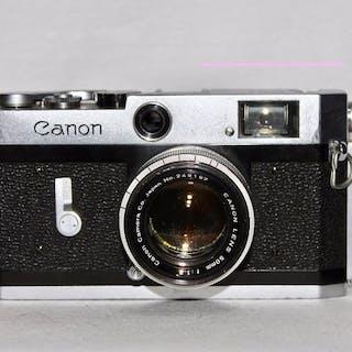 Fotocamera Canon telemetro P obiettivo 1,8 / 50mm