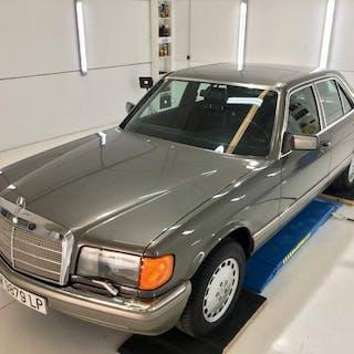 Mercedes-Benz - 560SE ECE/RUF- 1988
