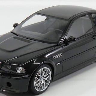 Otto Mobile - 1:12 - BMW E46 M3 CSL  - Rare Limited Edition 999 pezzi