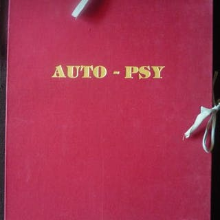 Jeanloup Sieff, Frank Horvat, J.-P. Charbonnier- Auto Psy, 1984