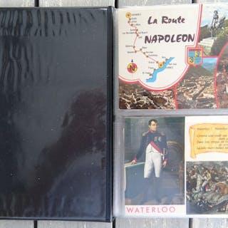Napoleone Bonaparte + battaglia di Waterloo 1815 - Album...