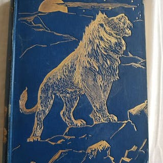 Andrew Lang- The animal story book - 1896