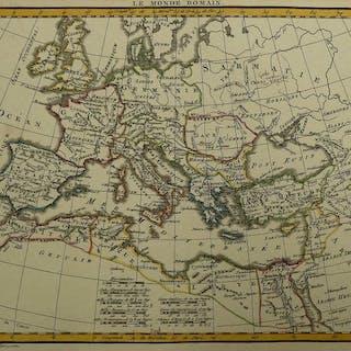 Europa, Roman Empire; E. Hérisson - Le Monde Romain - 1801-1820