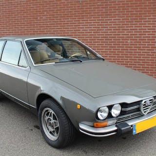 Alfa Romeo - Alfetta GTV 2.0  - 1978