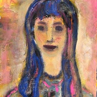 Takuma Tanaka - A wowan who loves Van Gogh.